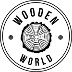Logo wooden world