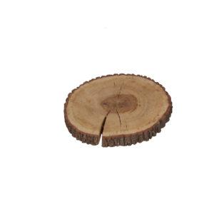 Dřevěný podtác na dort