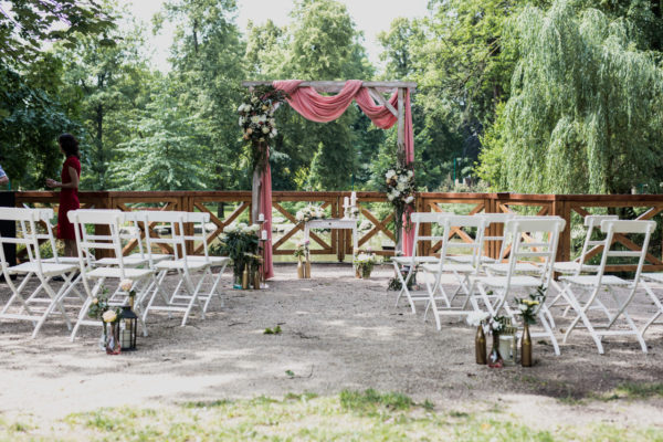 Slavobrána na svatbu k pronájmu