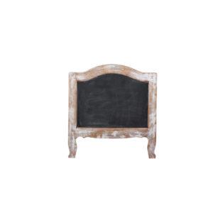 Dřevěná vintage tabule