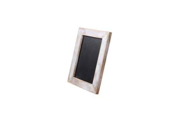 Dřevěná rustikální tabule k pronájmu